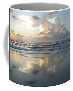 Beautiful Beach Sunrise Coffee Mug