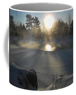 Beautiful Brisk Morning Coffee Mug by Kent Lorentzen