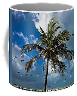 Beautiful Day Coffee Mug by Scott Meyer