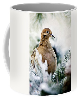 Beautiful Dove Coffee Mug