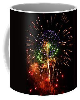 Beautiful Fireworks Works Coffee Mug