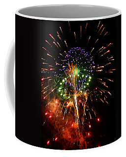Beautiful Fireworks Works Coffee Mug