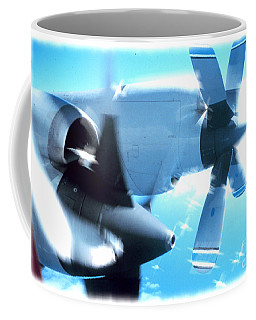 Coffee Mug featuring the photograph Beautiful Fixed Wing Aircraft by R Muirhead Art
