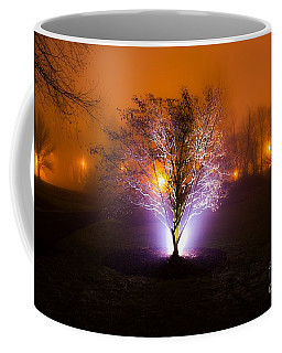 Beautiful Foggy Night 2 Coffee Mug