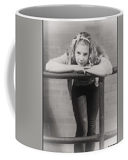Beautiful Girl Coffee Mug
