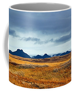 Beautiful Iceland Coffee Mug