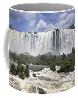 Beautiful Iguazu Waterfalls  Coffee Mug