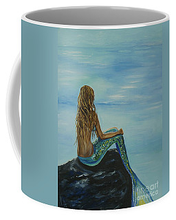 Beautiful Magic Mermaid Coffee Mug