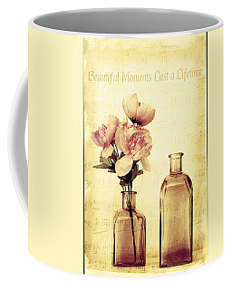 Coffee Mug featuring the photograph Beautiful Moments by Trina  Ansel