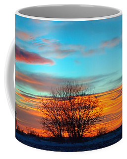 Beautiful Mornin' Panorama Coffee Mug