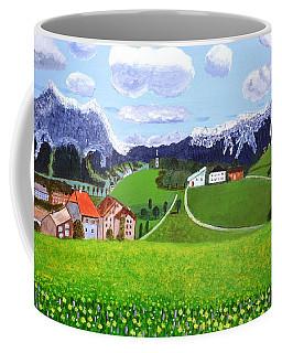 Beautiful Norway Coffee Mug