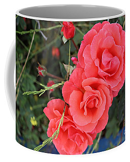 Beautiful Roses Coffee Mug by Cendrine Marrouat
