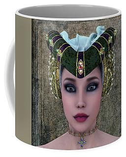 Beautiful Woman Coffee Mug