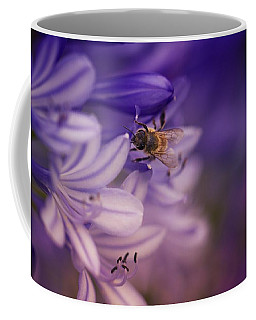 Beauty And The Bee Coffee Mug