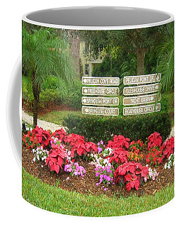 Beauty At Pelican Cove Coffee Mug