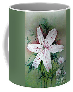 Beauty For Ashes Coffee Mug by Hazel Holland