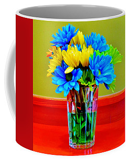 Beauty In A Vase Coffee Mug