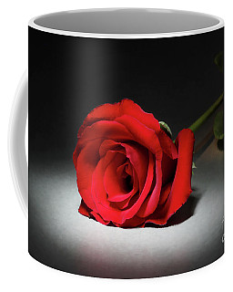 Beauty In The Spotlight Coffee Mug by Mariola Bitner
