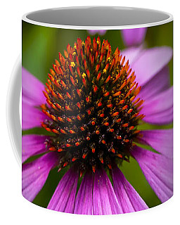 Coffee Mug featuring the photograph Beauty Of Life by David Millenheft