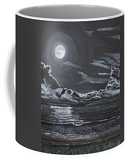 Beauty Of The Night Coffee Mug