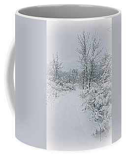 Beauty Of Winter Coffee Mug by Kay Novy