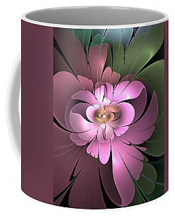 Beauty Queen Of Flowers Coffee Mug by Svetlana Nikolova