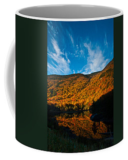 Beaver Pond White Mountain National Forest Coffee Mug