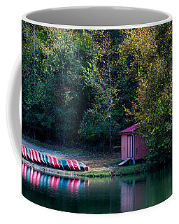 Beavers Bend Reflection Coffee Mug
