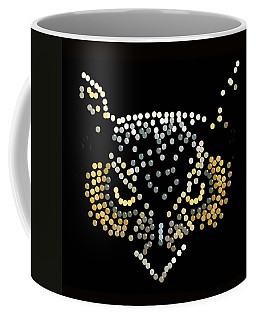 Bedazzled Owl Coffee Mug