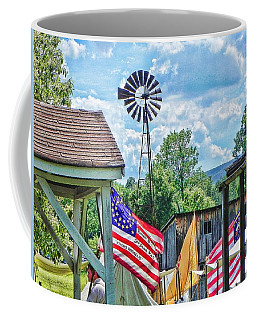 Bedford Village Pennsylvania Coffee Mug