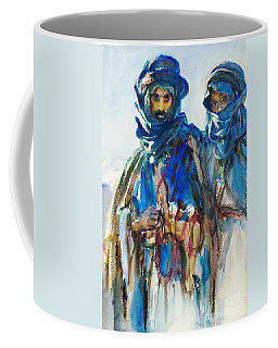 Bedouins Coffee Mug by Roberto Prusso