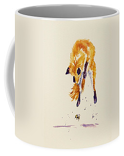 Bee Brave Coffee Mug
