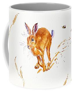 Bee Chased Again Coffee Mug