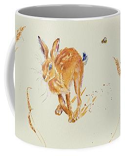 Bee Chased Coffee Mug