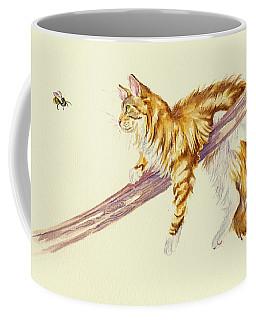 Bee Determined Coffee Mug