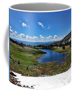 Beehive Basin Cirque Coffee Mug