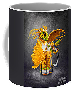 Beer Dragon Coffee Mug