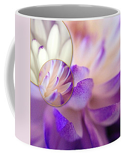 Coffee Mug featuring the photograph Bee's Eye View by Susan Maxwell Schmidt