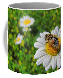 Honey Bee Pollination Services Coffee Mug