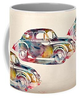 Beetle Car Coffee Mug