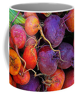 Coffee Mug featuring the photograph Beets Me  by John S