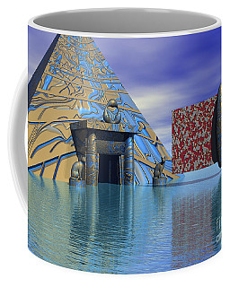 Before And After Us - Surrealism Coffee Mug