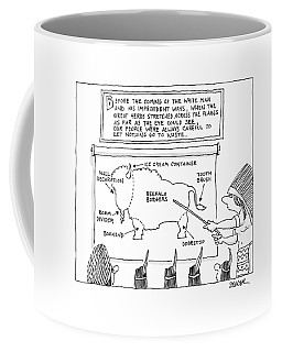 Before The Coming Of The White Man Coffee Mug
