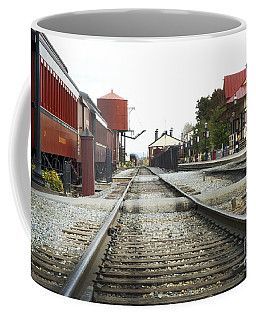 Before The First Passengers Coffee Mug
