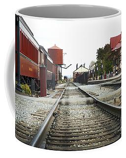 Before The First Passengers Coffee Mug