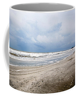 Coffee Mug featuring the photograph Before The Storm by Sennie Pierson