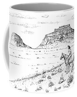 Open Prairie Overlook Coffee Mug