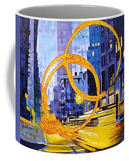 Before These Crowded Streets Coffee Mug by Joshua Morton
