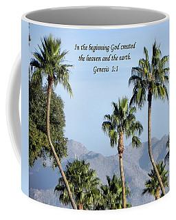 Coffee Mug featuring the photograph Beginning by Deb Halloran