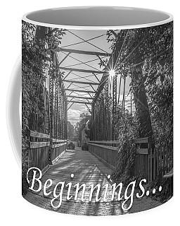 Beginnings... Coffee Mug by James  Meyer